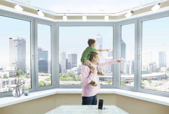 انواع درب و پنجره دوجداره