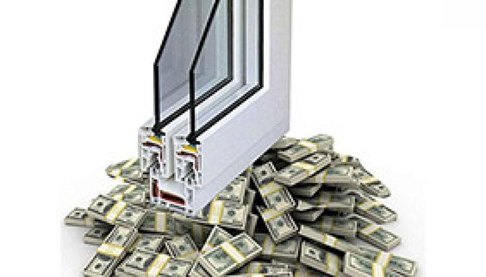 تأثیر ارز و دلار بر قیمت پنجره دوجداره