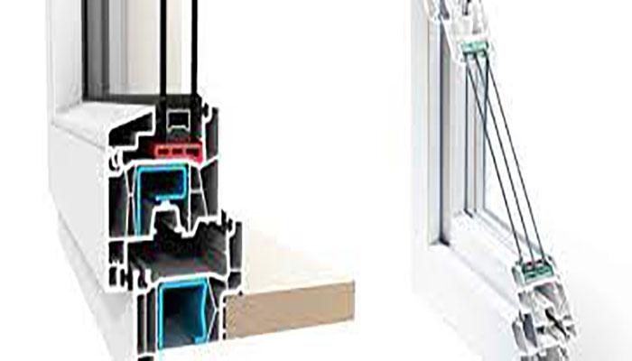 کاربرد پروفیل گالوانیزه در پنجره UPVC
